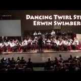 Dancing twirl sticks